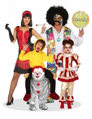 Karnevalové kostýmy a doplnky