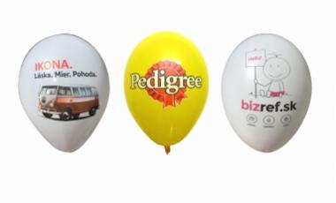 Reklamná potlač balónov
